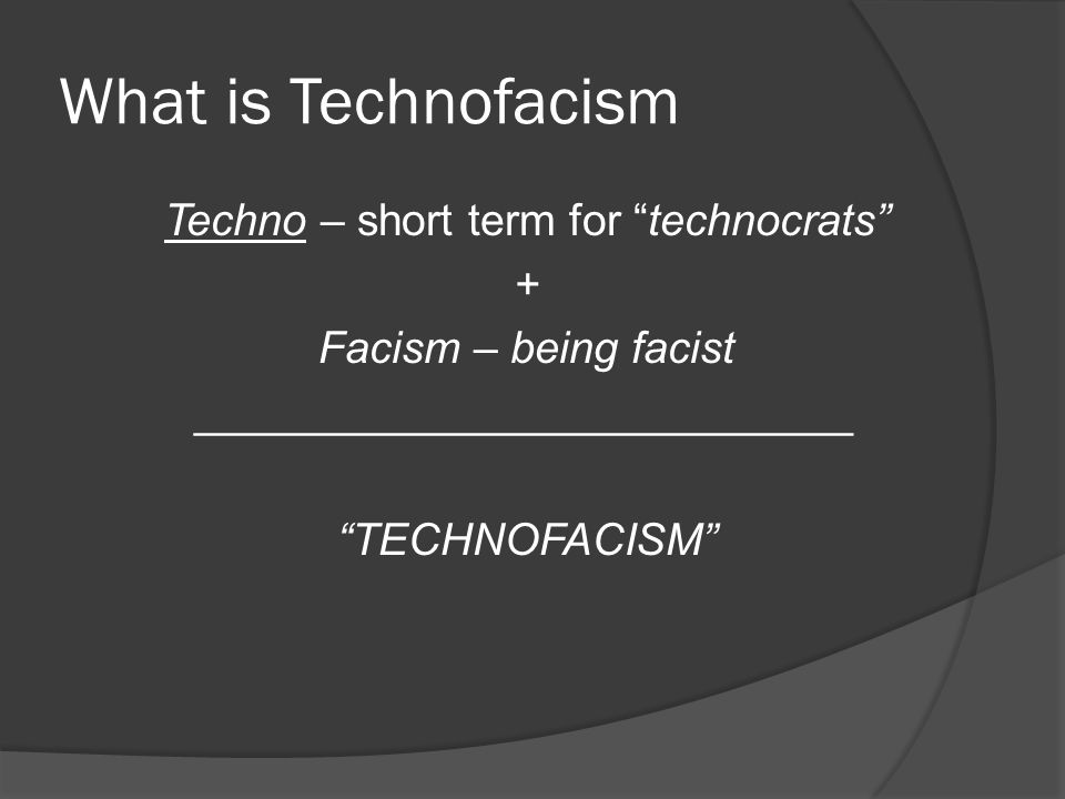 The Technocrats  Technocracy is a governmental or organizational system where decision makers are selected based upon how highly knowledgeable they are (technocrats), rather than how much political capital they hold.