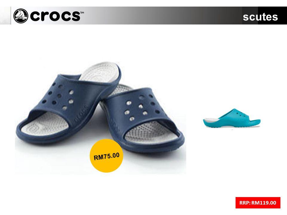 scutes RRP: RM119.00 RM75.00
