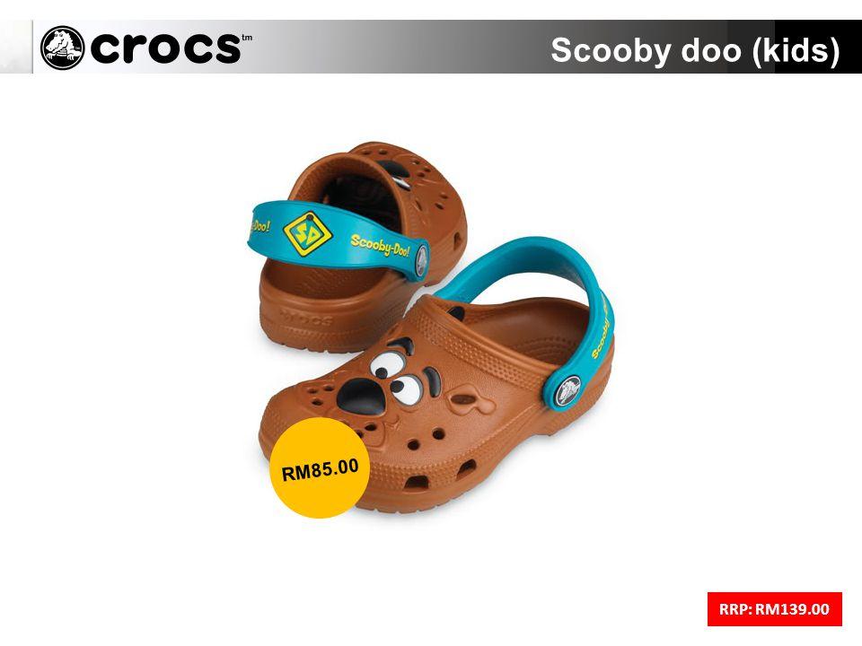 Scooby doo (kids) RRP: RM139.00 RM85.00