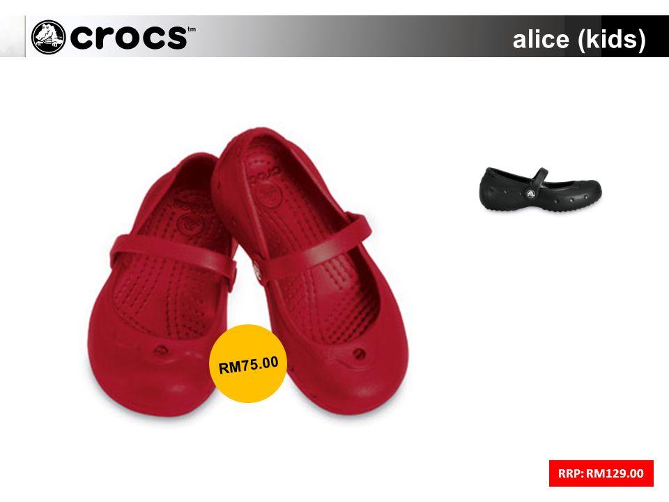 alice (kids) RRP: RM129.00 RM75.00