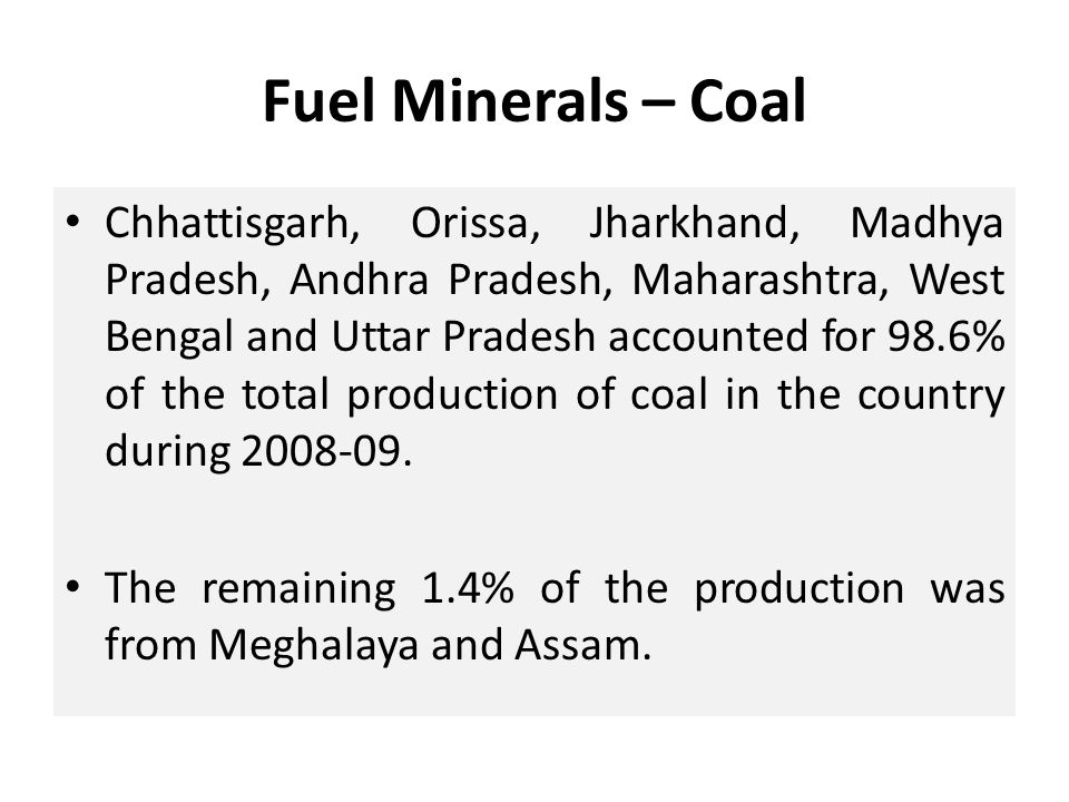 Production value of all minerals (in crores) Total value of all mineralsRs.