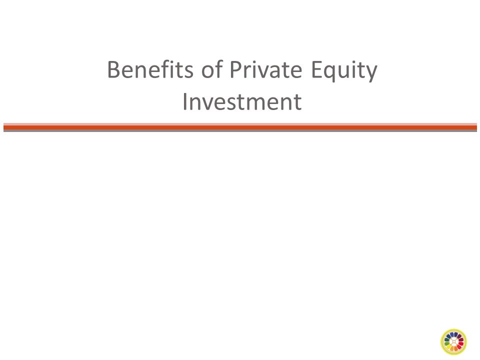 Benefits of Private Equity Investment