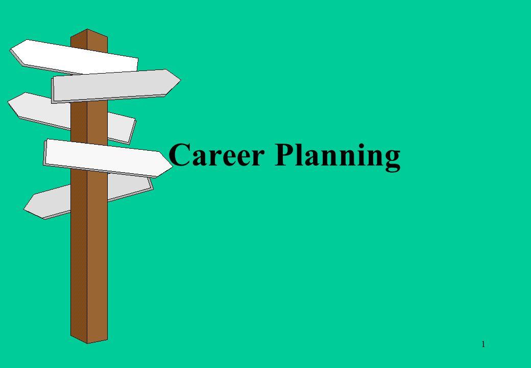 1 Career Planning