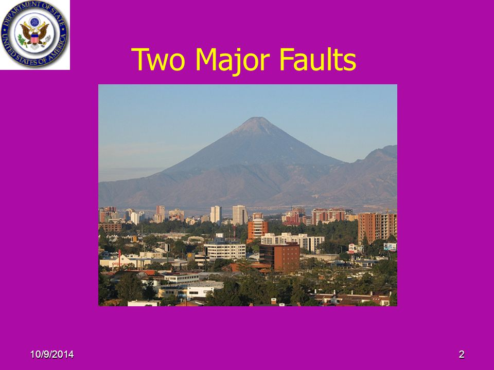 10/9/201473 Earthquake Preparedness – After The Quake (Cont.) The first days after the earthquake...