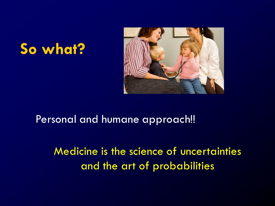 Clinical exam in infants and children: Why special attention.