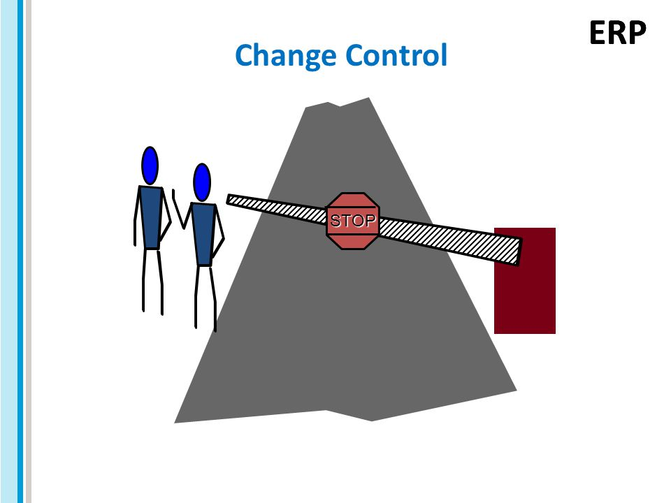 ERP Change Control STOP