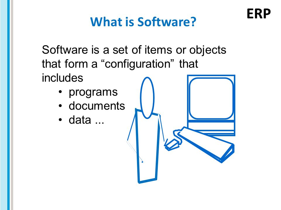 ERP What is Software.