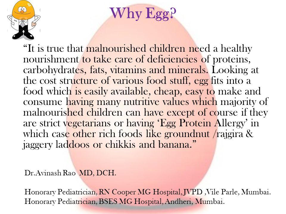 Why Egg.
