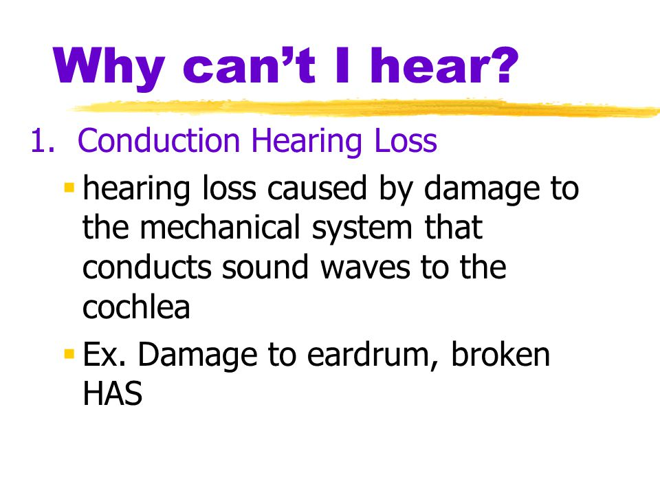 Why can't I hear.1.