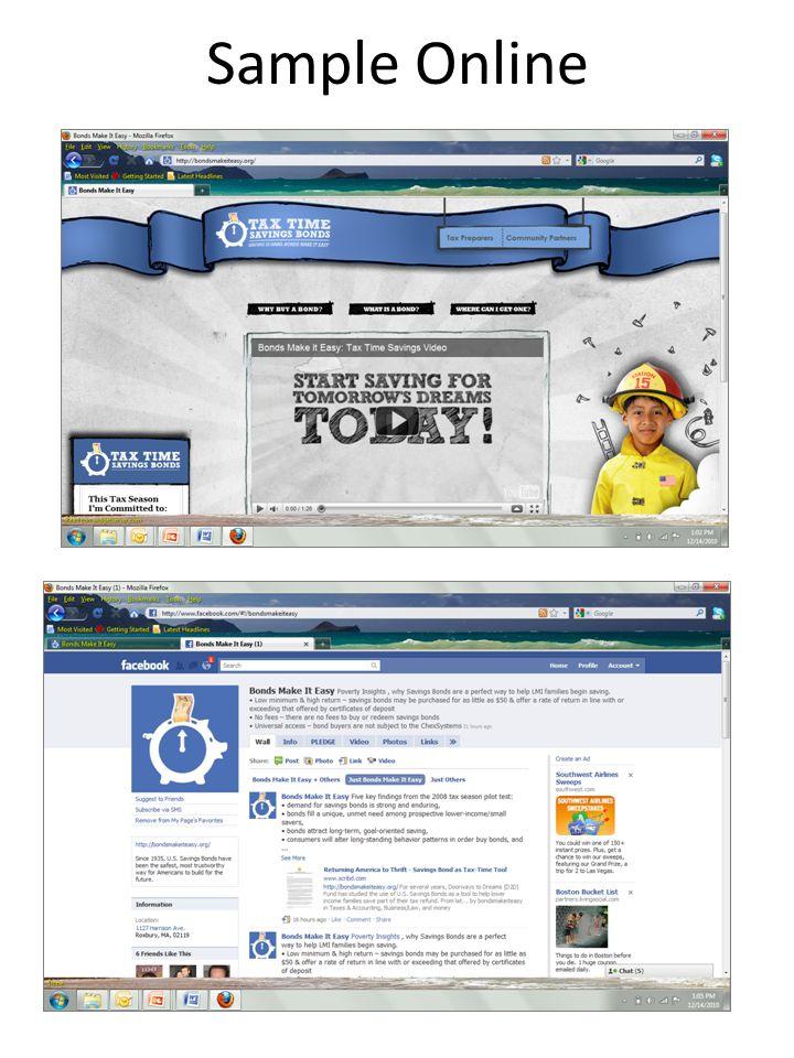 Sample Online