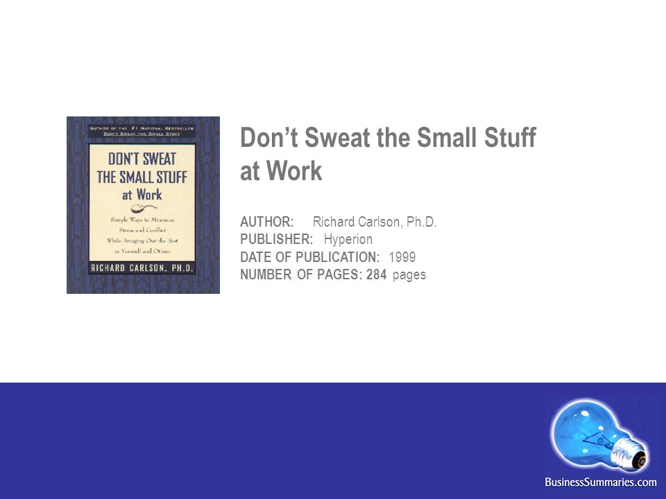 Building a High-Morale Workplace by Anne Bruce Key Ideas 33.
