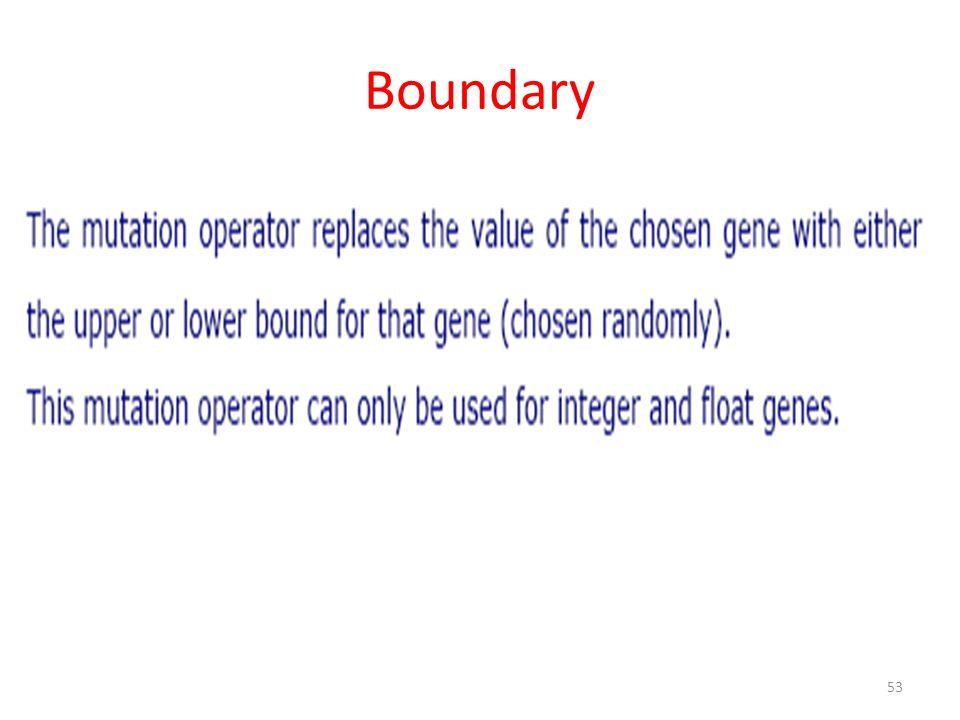 Boundary 53