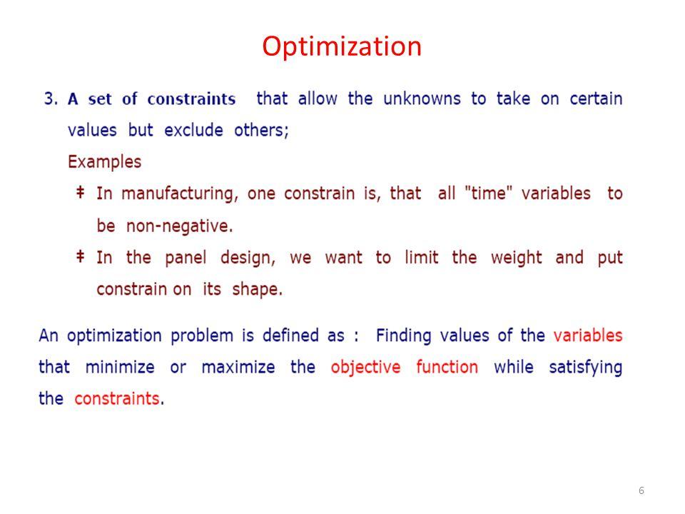 Search Optimization Algorithms 7
