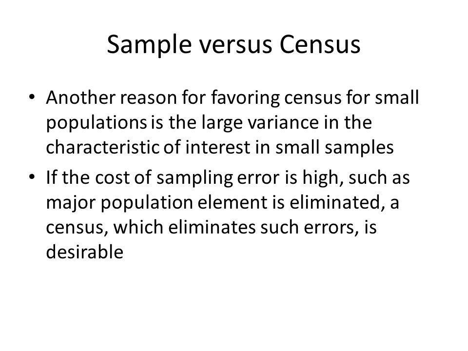 The Sampling Design Process (i) the importance of the decision, (ii) the nature of the research, (iii) the number of variables, (iv) the nature of analysis, (v) sample sizes used in similar studies, (vi) incident rates, (vii) completion rates, and (viii) resource constraints Determine the Sample Size