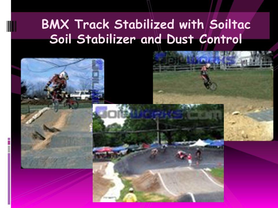 Slope Erosion Control & Unpaved Road Shoulder Stabilization