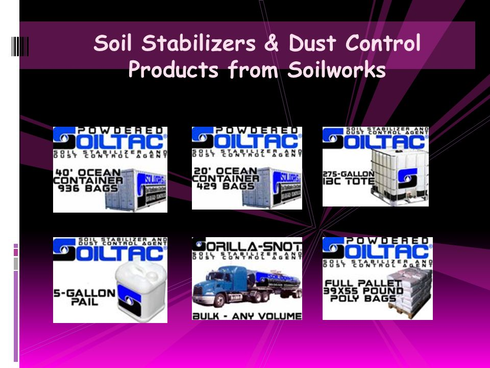 Unpaved Road Stabilization and Dust Control with Soiltac Copolymer