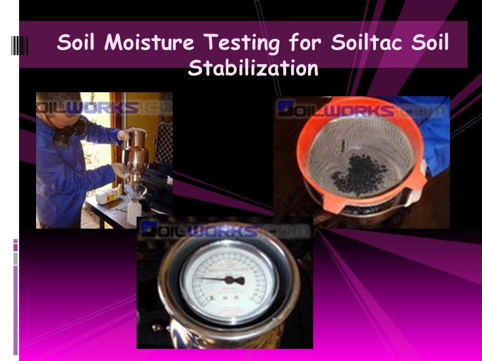 Pothole Repair with Soiltac Soil Stabilizer & Dust Control Agent Copolymer Emulsion & Native Soil