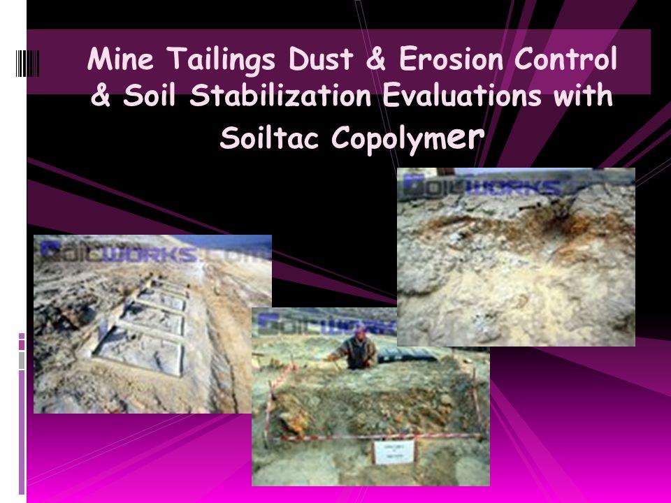Soil Moisture Testing for Soiltac Soil Stabilization