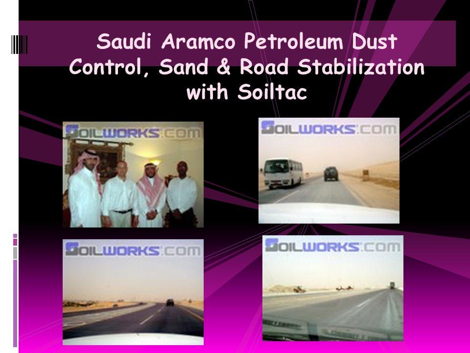Soil laboratory Evaluations of Soiltac Soil Stabilized Unconfined Compressive Strength Molds
