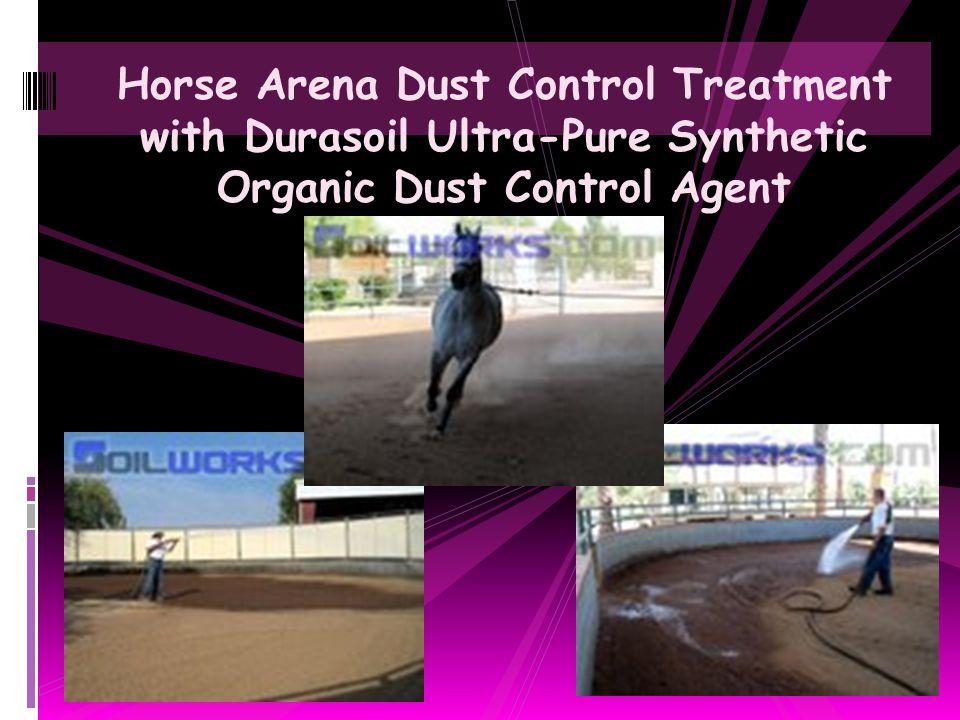 Restaurant's DG Valet Parking Lot Stabilized with Soiltac Soil Stabilizer & Dust Control Agent