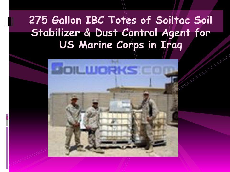 Goldfields Ghana Haul Road Stabilization & Dust Control with Soiltac Soil Stabilizer