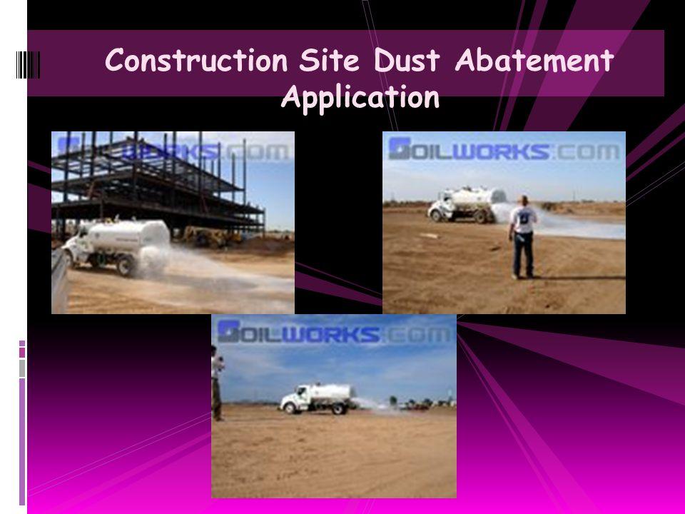 Stabilized Recycled Asphalt Millings Parking Lot with Soiltac Soil Stabilizer & Dust Suppressant