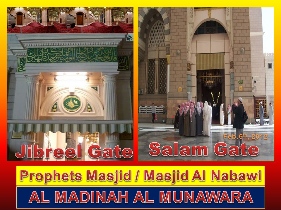 The Prophet 's Masjid was the first institution was built in 622 AD, in city Yathrib, which is known as Madinah.