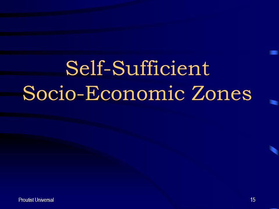 Proutist Universal15 Self-Sufficient Socio-Economic Zones