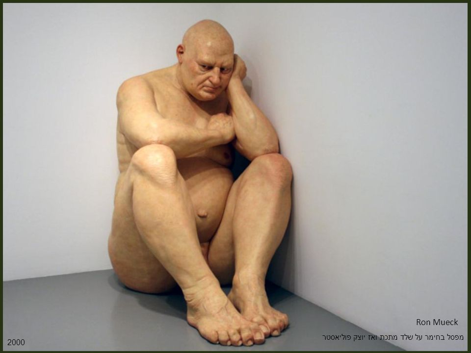 Ron Mueck 2005