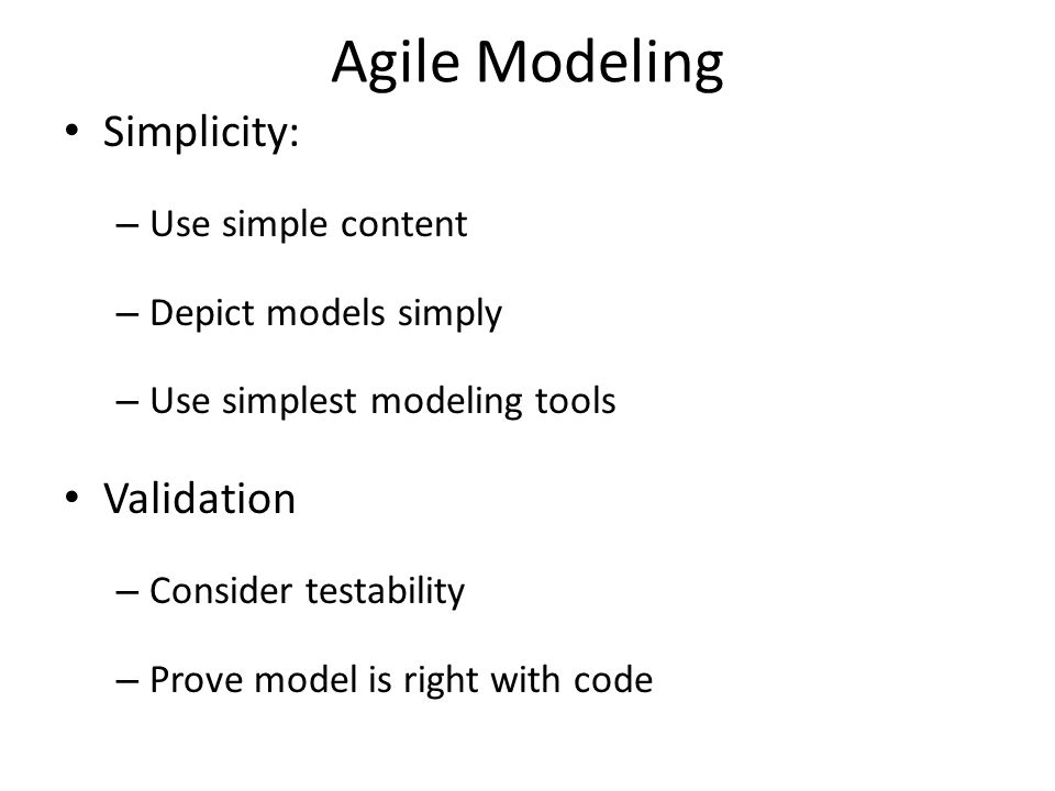 Agile development philosophy and values The 4 values emphasize:- – Responding to change over following a plan – Individuals and interactions over processes and models – Working s/w over comprehensive documentation – Customer collaboration over contract negotiation – Some industry leaders termed agile as chaordic – Chaos & order –1 st two pts(of 4 values) do seem to be a recipe for chaos – Developers need to accept the chaos but also need to use specific methodology(UP!) to impose order on this chaos to move project ahead