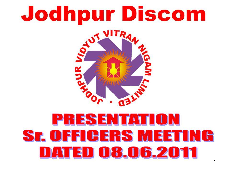 1 Jodhpur Discom