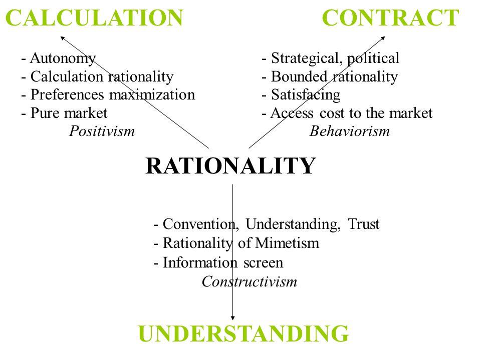 3. Decision, a collective problem