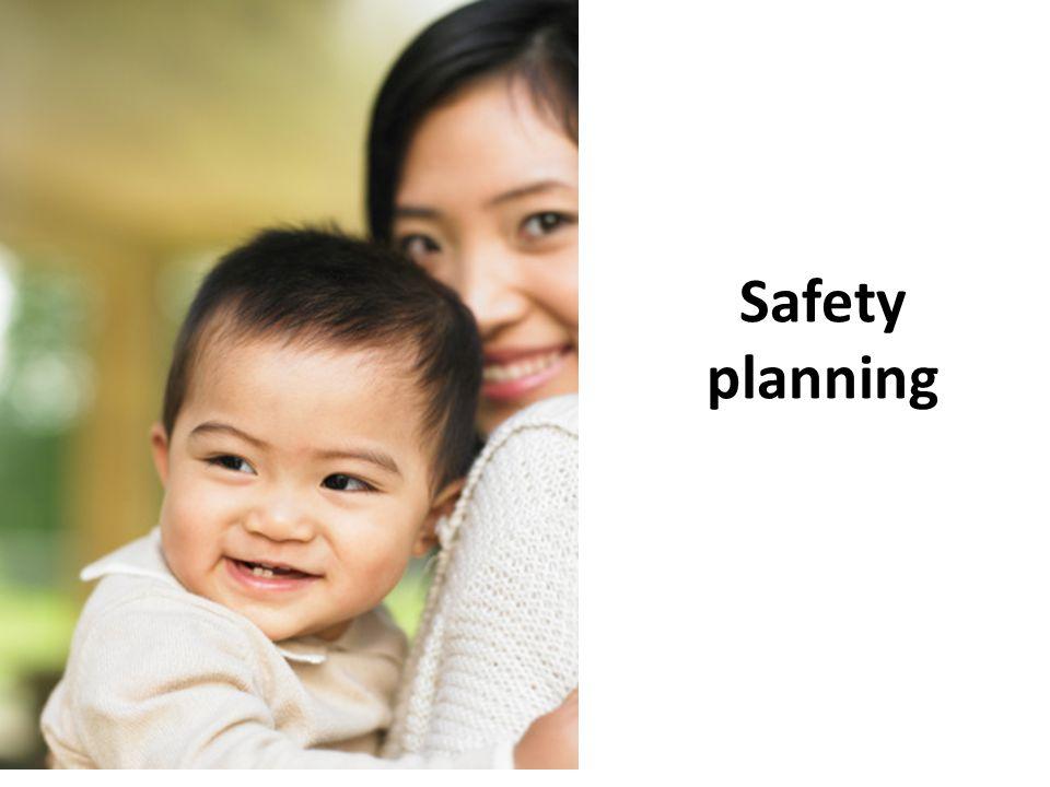 Safety planning