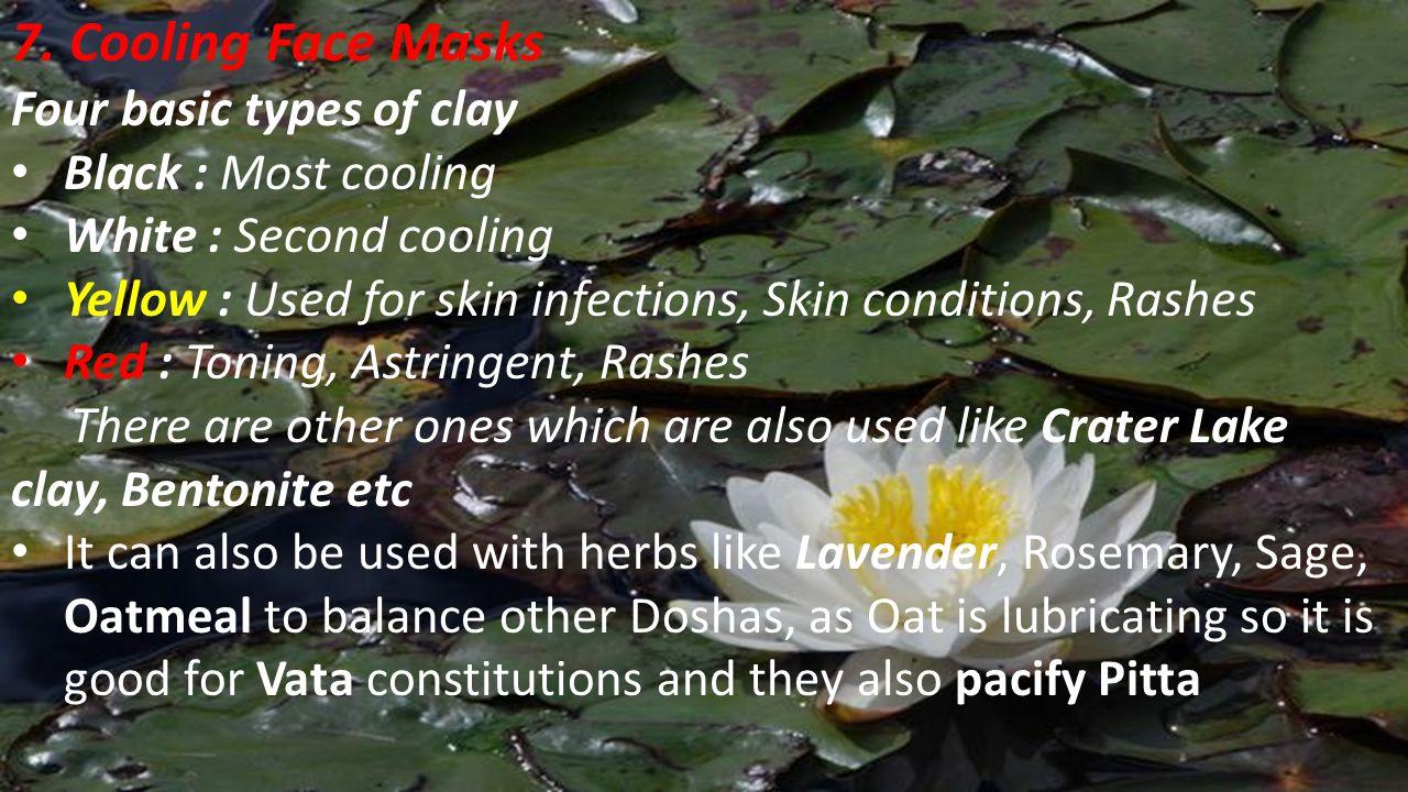 8. Eye Face and Body cooling Cucumber slices Silk Eye Pillows Ayurvedic cooling Eye Drops