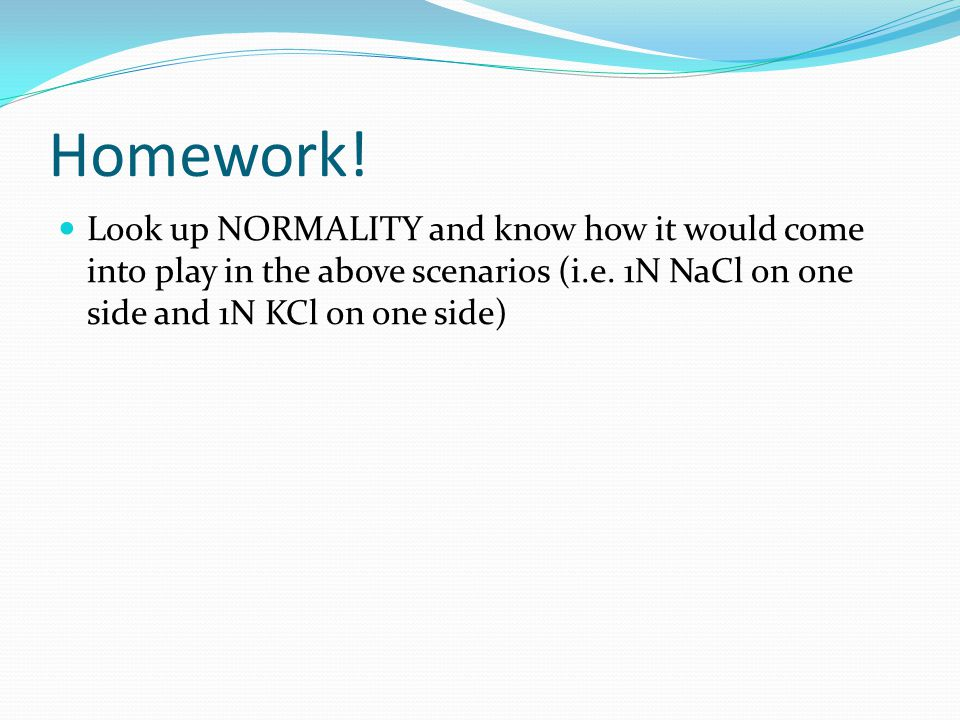 Homework. Look up NORMALITY and know how it would come into play in the above scenarios (i.e.