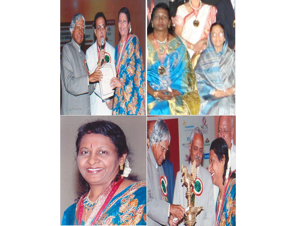 Life Time Achivement Award Prof. Asha Moorthy