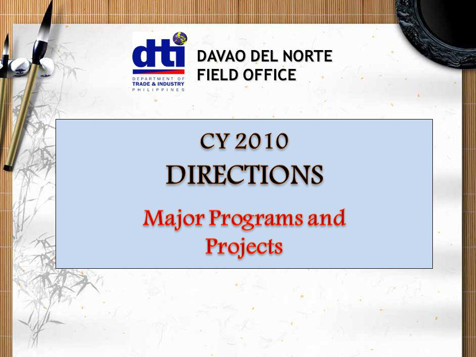 DAVAO DEL NORTE FIELD OFFICE