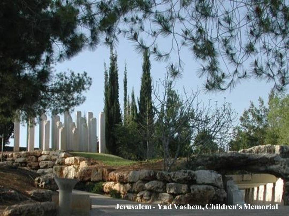 Jerusalem - Mount Olive - cemetery