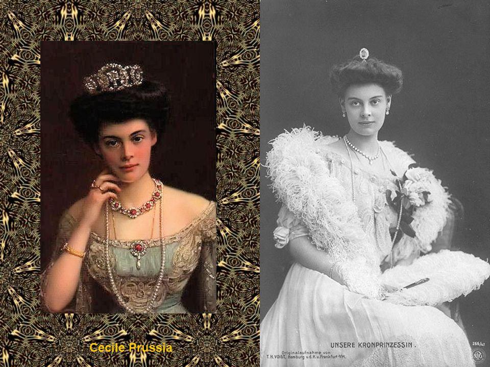 PrinzessinCecile Prussia 1918