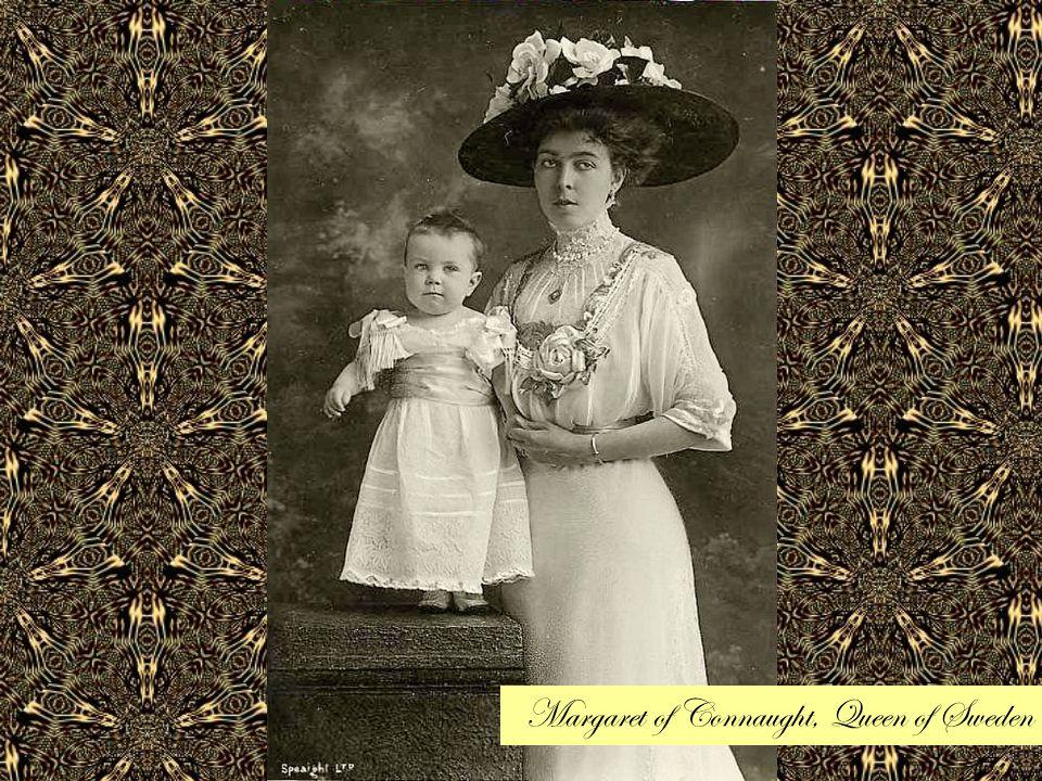 Margaret of Connaught, Queen of Sweden