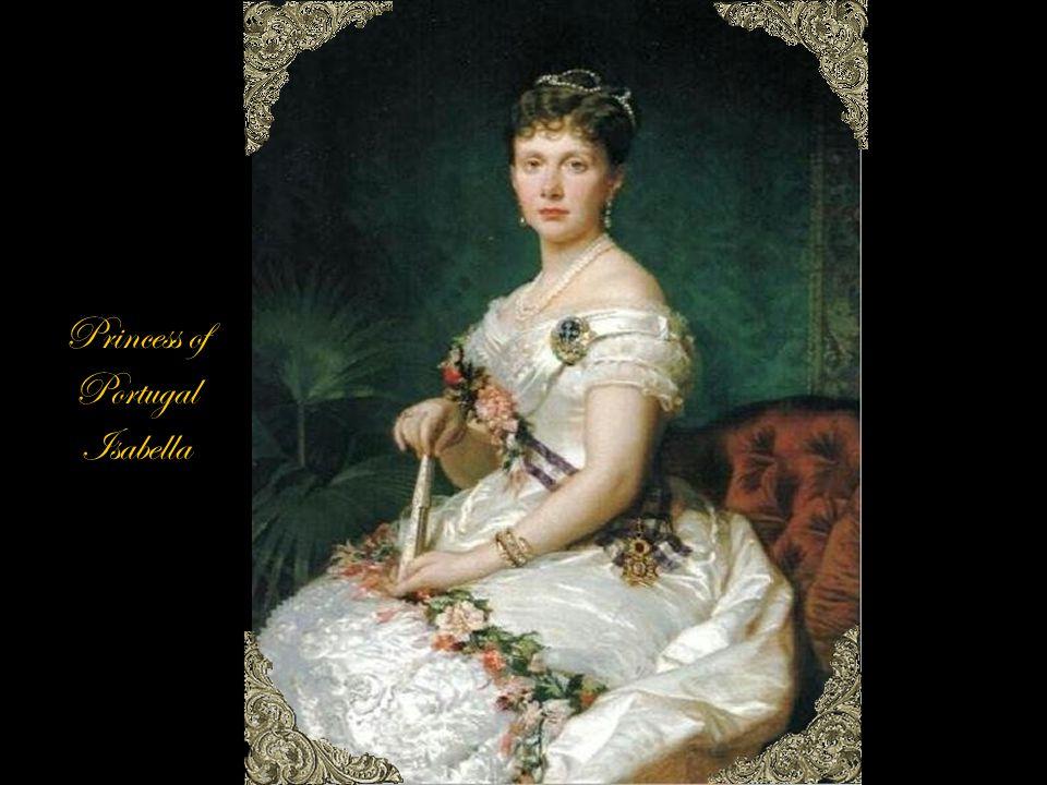 Princess of Portugal Isabella