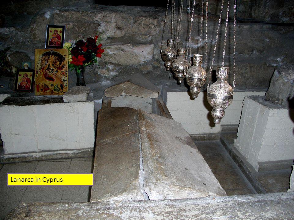 Lanarca in Cyprus