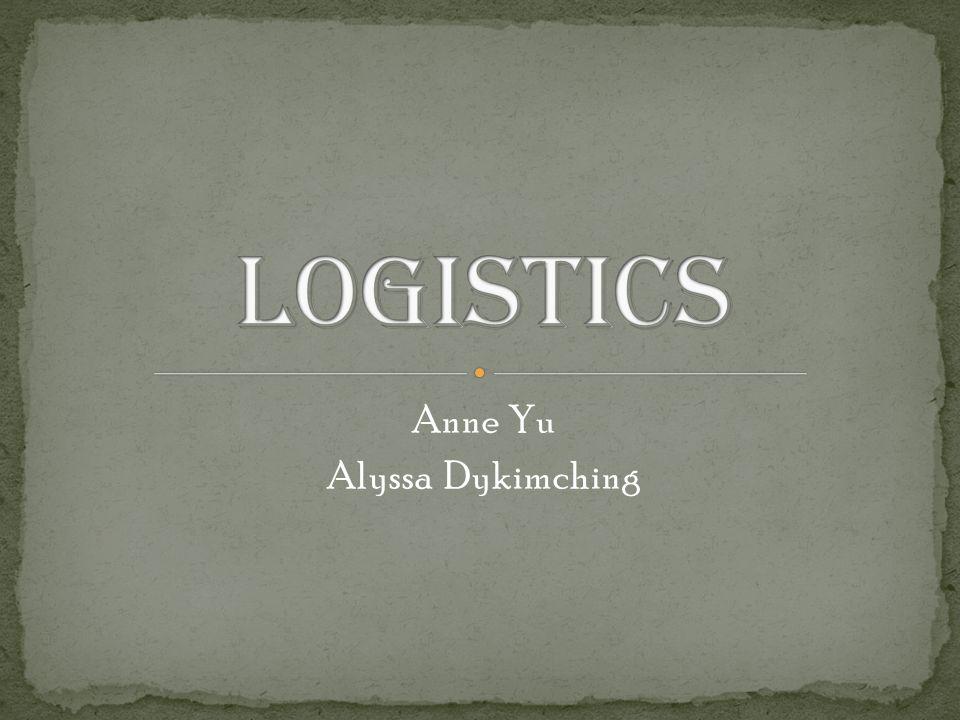 Anne Yu Alyssa Dykimching