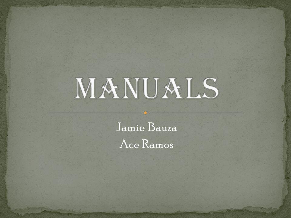 Jamie Bauza Ace Ramos