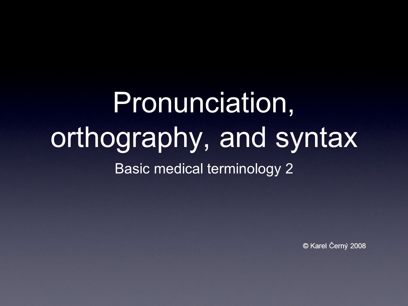 Content Orthography, diacritic Pronunciation Word classes in BMT Relations of word classes in BMT