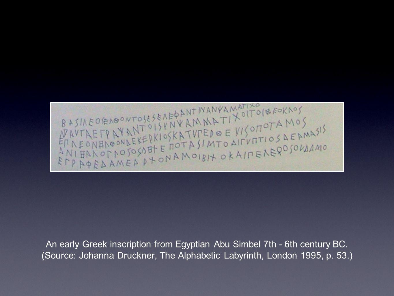 Alphabet Roman alphabet (Latin alphabet) is based on Greek which was created from Phoenician alphabet.