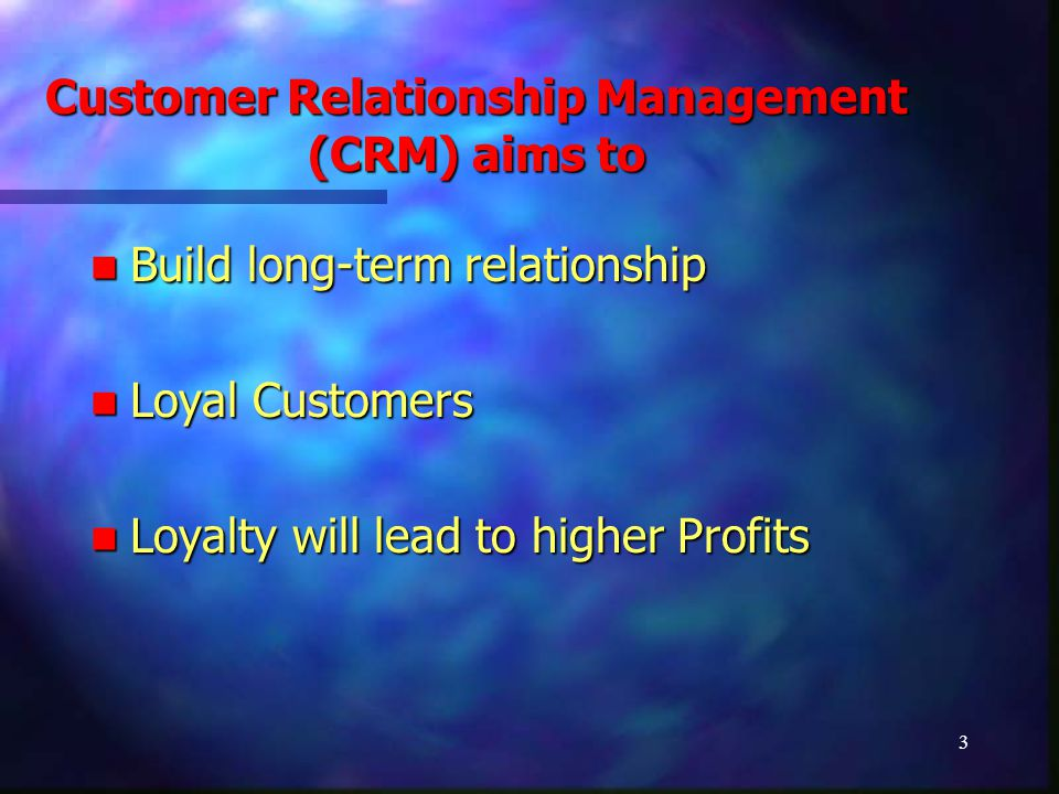 4 The Assumption Customer is always Right Customer is always Right Loosing a Customer means loss of future profits Loosing a Customer means loss of future profits Retaining all Customers critical Retaining all Customers critical All Customers contribute to profit All Customers contribute to profit
