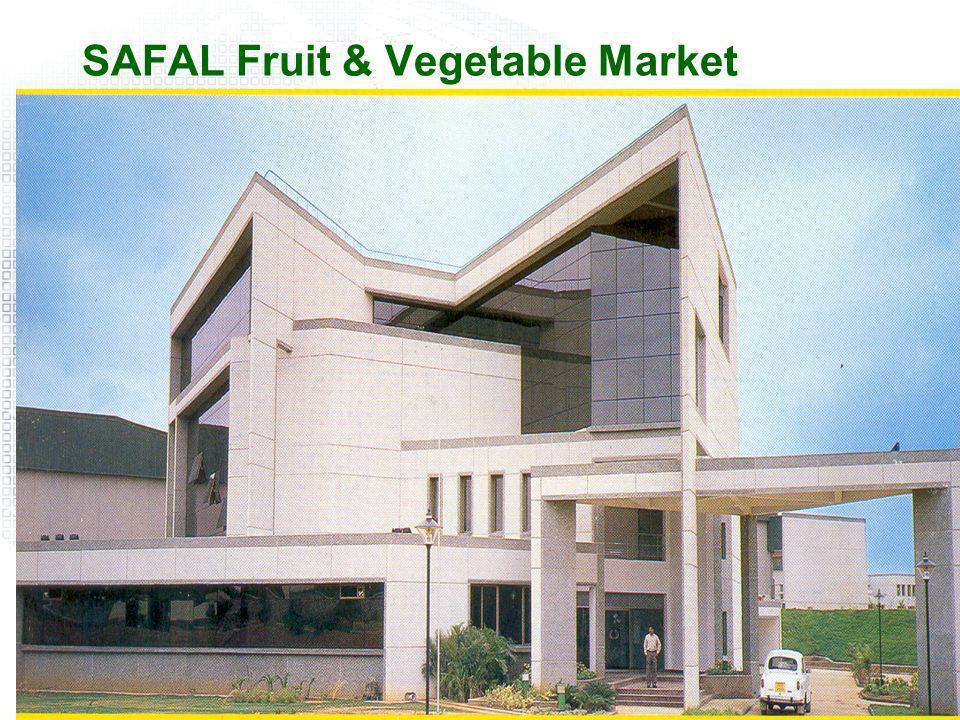 SAFAL Fruit & Vegetable Market