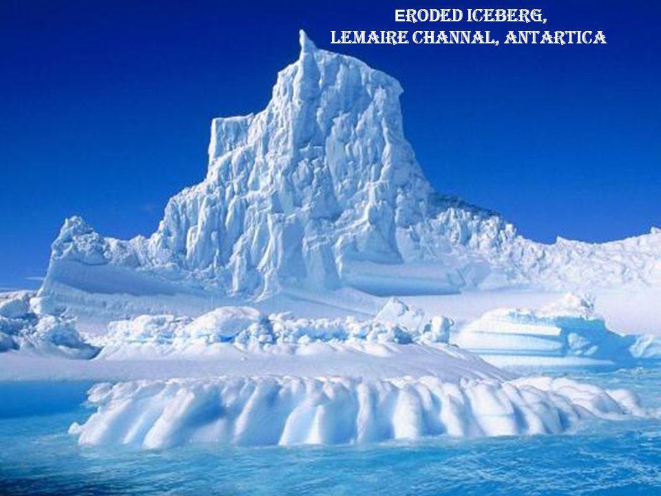 Voyage in Antartica