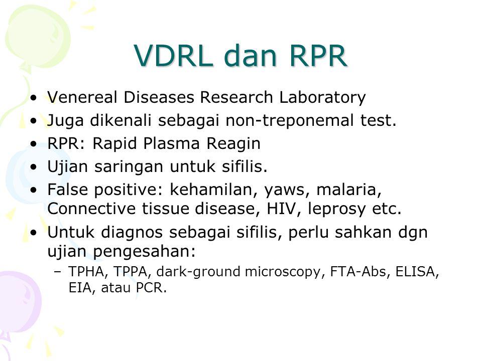 Diagnosis 1.Dark ground field microscopy: Treponema pallidum sphirochaette 2.